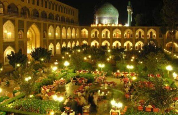 10 هتل لوکس ایران برای اقامت
